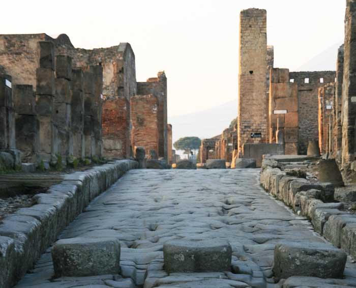 Foto Pompeii pagina